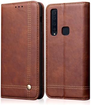 Samsung Galaxy A9 leather case