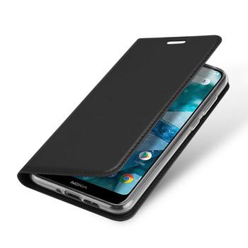 Nokia 7.1 Phone Case Cover Flip Holder