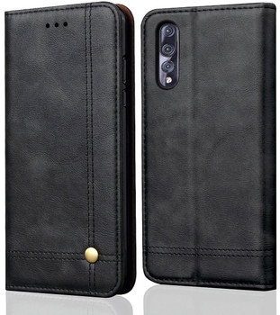 Huawei P20 Pro Leather Wallet