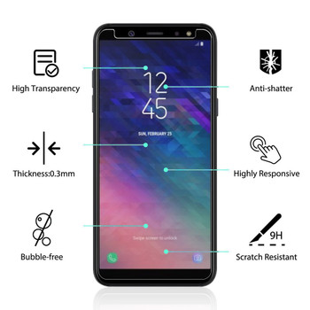 Samsung Galaxy A6 2018 Tempered Glass Protector