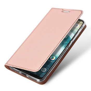 Motorola One Case Cover Rose Gold Pink