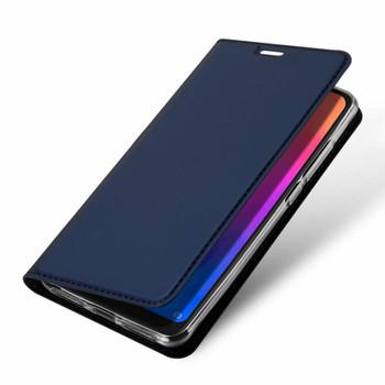 Xiaomi Mi A2 LITE Case Flip Cover Blue
