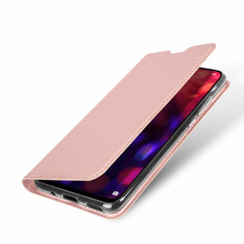 Honor View 20 Case Cover Rose Gold Pink