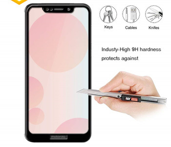 Motorola One Full Tempered Glass Protector