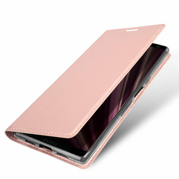 Sony Xperia 10 Case Cover Pink Rose Gold