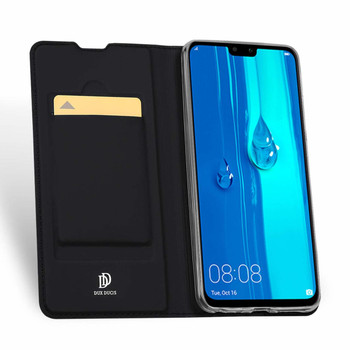 Huawei P Smart 2019 Case Cover Midnight Black