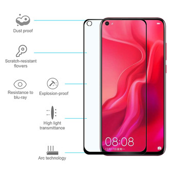 Honor View 20 Full Glass Screen Protector