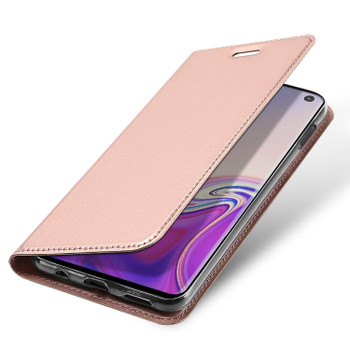 Samsung Galaxy S10E Phone Case Slim Cover Pink Rose Gold