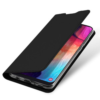 Samsung Galaxy A50 Case Full 360 Flip Cover Black