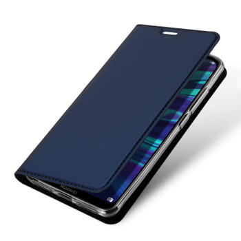 Huawei Y7 2019 Case Ultra Fit 360 Cover Blue