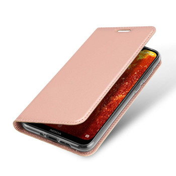 Nokia 8.1 Case Cover Fitted Phone Bumper Rose Gold