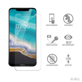 Nokia 8.1 Glass Screen Protector