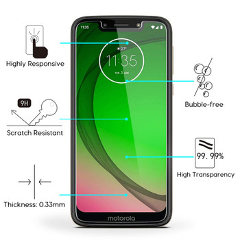 Moto G7 Play Glass Screen Protector