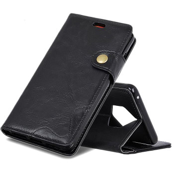 Nokia 9 PureView Leather Wallet Case