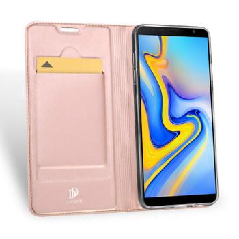 "Samsung Galaxy J6+""Plus"" Case Cover Rose Gold"