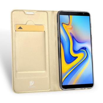 "Samsung Galaxy J6+""Plus"" Case Cover Gold"