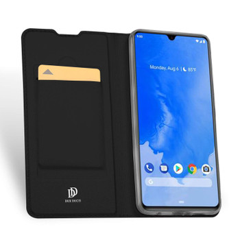 Samsung Galaxy A70 Magnetic Case Stand Cover Card Holder