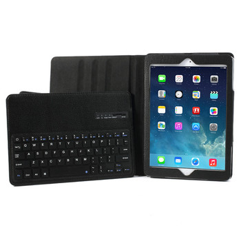 "iPad 9.7"" Inch Case Cover with Separable Keyboard Bluetooth"