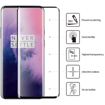 OnePlus 7 PRO Curved Full Glass Screen Protector