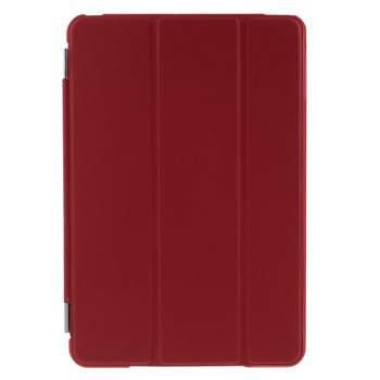 "iPad Mini 5 - 7.9"" Inch Magnetic Case Smart Cover Red"