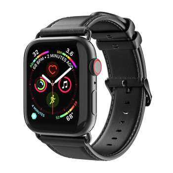 Apple Watch Series 4 Leather Band