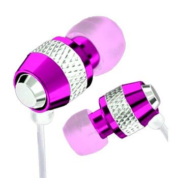 pink earphones girls