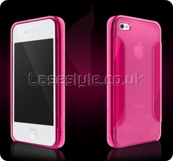 More iPhone 4S 4 Para Collection Case Pink