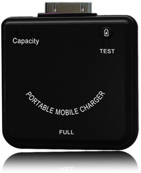 iPhone 4S 4 3GS iPod Emergency Back Up Battery 2800mAh