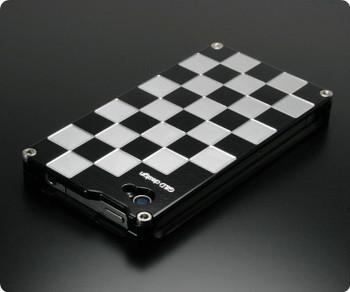 Gild Design iPhone 4S 4 Luxury Aluminum Case Black