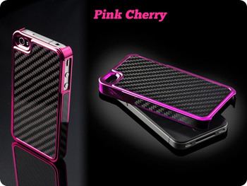 Ion Factory iPhone 4S 4 Stealth PredatorZero Case Cherry