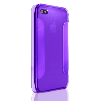iPhone Cover Purple