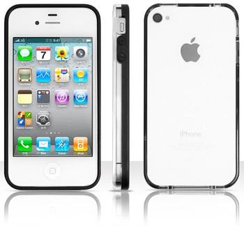 iPhone 4s Bumper Clear