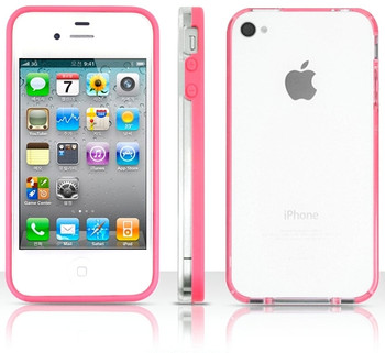 Apple iPhone 4 S Case Pink