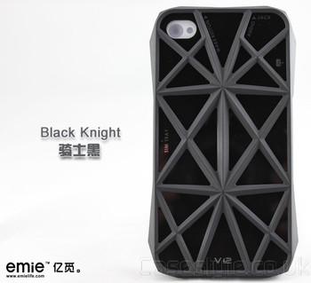 iPhone 4S 4 Emie Aventador Case Black