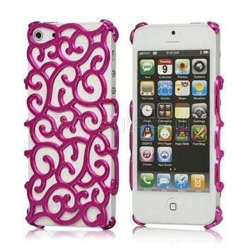 iphone 5 art case pink