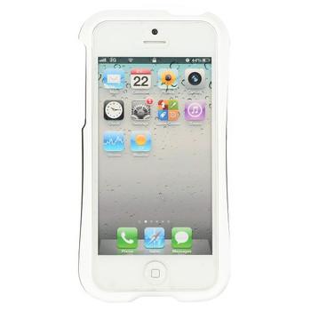 iPhone 5 5S Detachable Bumper White Black