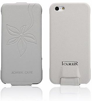 iPhone 5 Vogue Flower Case White