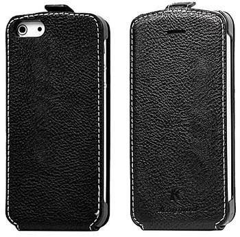 Kingpad Hand Stitched Case Black