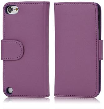 iPod Touch 5 Wallet Purple