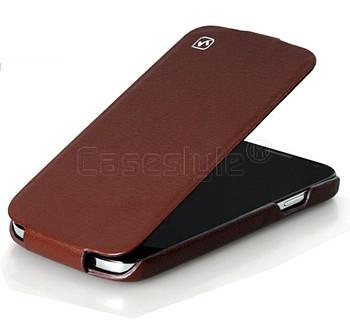 Galaxy S4 Hoco Case Brown
