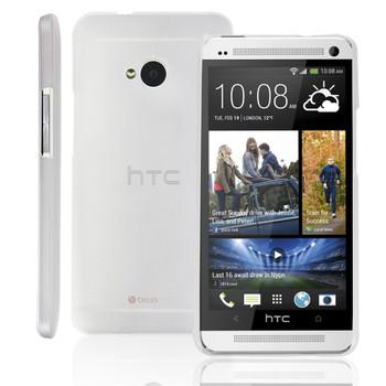 HTC One M7 Ultra Thin Case Clear