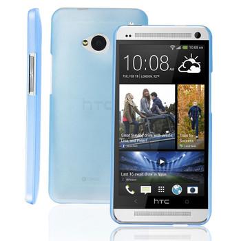 HTC One M7 Ultra Thin Case Blue