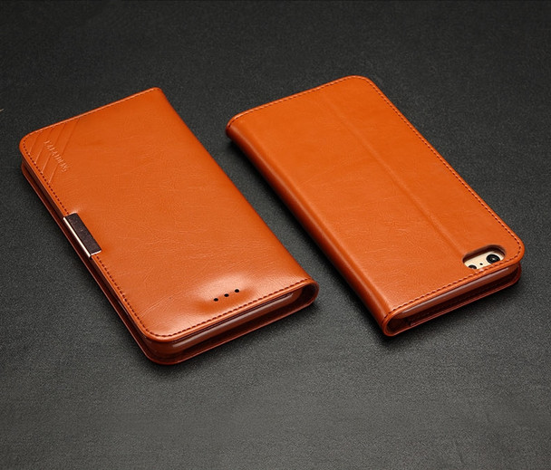 iPhone 6S Plus Leather cover