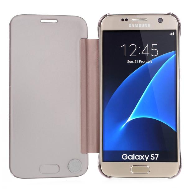 Samsung Galaxy S7 Smart Flip Cover Pink