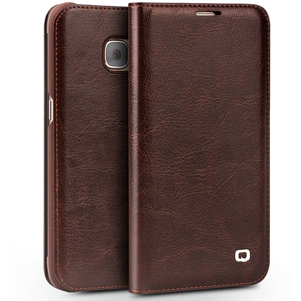Samsung Galaxy S7 Edge Luxury Leather