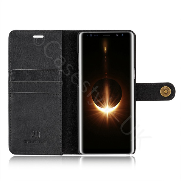 Samsung Galaxy Note 8 Leather 2-in-1 Combo Case+Wallet