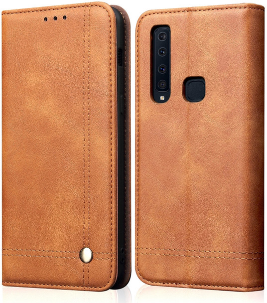 Samsung A9 Leather Flip Case