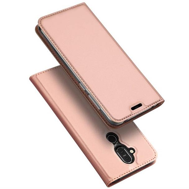 Nokia 8.1 Leather Case