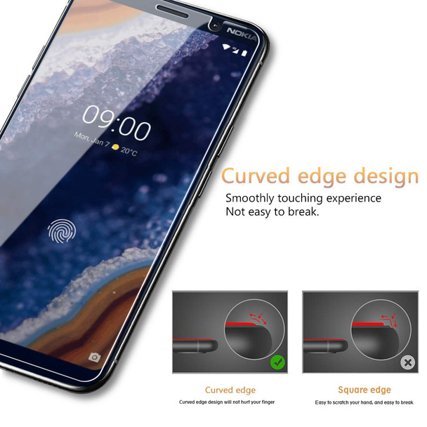Nokia 9 PureView Glass Screen Protector