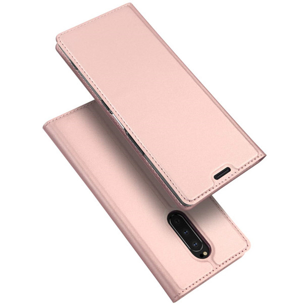 Sony Xperia 1 Cover Rose Gold